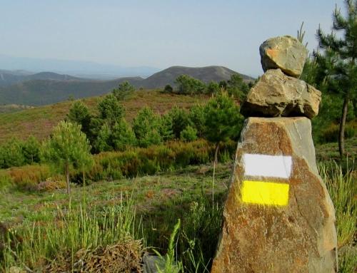 Estudio red senderos Sierra de Gata